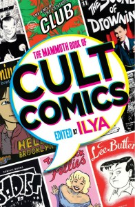 The Mammoth Book Of Cult Comics - Ilya - Constable and Robinson - The Clothesline