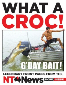 What A Croc! - NT News - Hachette Australia - The Clothesline