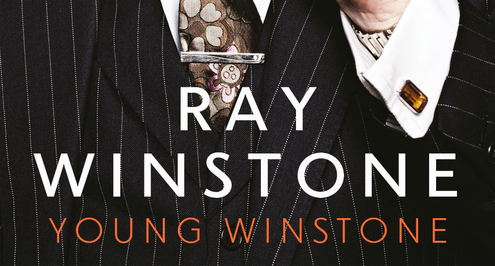 YOUNG WINSTONE: Ray Winstone's Autobiography Of Life On And