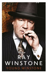 Young Winstone - Ray Winstone - Canongate - The Clothesline