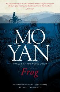 Frog - Mo Yan - Penguin Books Australia - The Clothesline