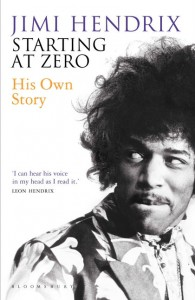 Jimi Hendrix - Starting At Zero - Bloomsbury - A and U - The Clothesline