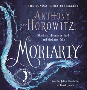 Moriarty - Anthony Horowitz - Hachette Australia - The Clothesline