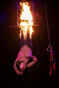 The Illusionists 1903 Jonathan Goodwin - Image by Dylan Evans - Festival Theatre - The Clothesline