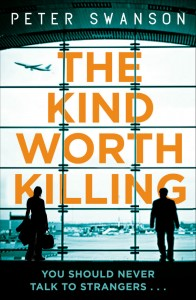 The Kind Worth Killing - Peter Swanson - Faber - The Clothesline