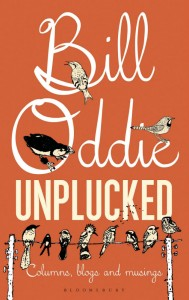 Bill Oddie Unplucked - Bloomsbury - The Clothesline