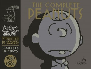 The Complete Peanuts 1989-1990 - Charles M. Schultz - The Clothesline