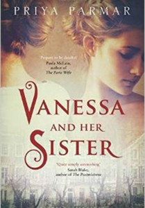 Vanessa And Her Sister - Priya Parmar - Bloomsbury - The Clothesline
