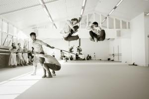 Rotunda 4 Boys - NZ Dance Company - Image by John McDermott - The Clothesline