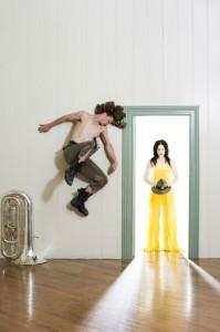 Rotunda Yellow - NZ Dance Company - Image by John McDermott - The Clothesline
