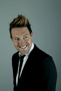 Eddie Perfect - Image by Julian Kingma - Cabaret Festival - The Clothesline