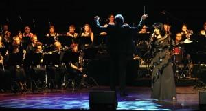 Laura Fygi & Orchestra - Adelaide Cabaret Festival - The Clothesline