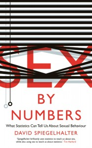 Sex By Numbers - David Spiegelhalter - Profile Books - The Clothesline