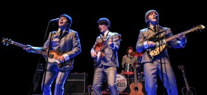 The Bootleg Beatles - Australian Tour - The Clothlesline