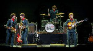 The Bootleg Beatles Band - Australian Tour - The Clothlesline