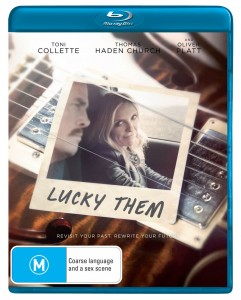 Lucky Them DVD - Shock - The Clothesline