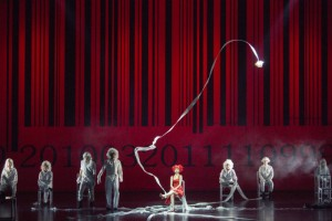 Amber - Red - OzAsia Festival 2015 - The Clothesline
