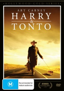 Harry And Tonto DVD - Art Carney - Shock - The Clothesline