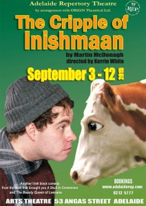 The Cripple Of Inishmann Poster - Adelaide Rep - The Clothesline