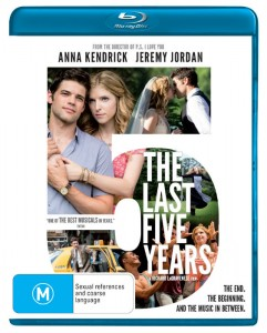 The Last Five Years - Shock DVD - The Clothesline