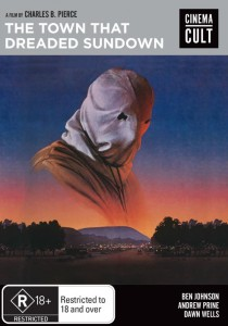 The Town That Dreaded Sundown - Shock DVD - The Clothesline