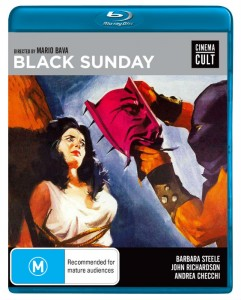 Black Sunday - Shock DVD - The Clothesline