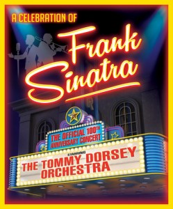 The Tommy Dorsey Orchestra Poster - Her Majesty's Theatre Adelaide - The Clothesline