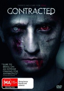 Contracted - Phase II - Shock DVD - The Clothesline
