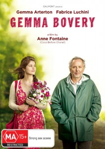 Gemma Bovery - Anne Fontaine - Shock DVD - The Clothesline