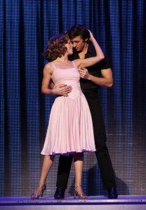 Kirby Burgess (Baby) and Kurt Phelan (Johnny) - Dirty Dancing - (c) Jeff Busby - The Clothesline