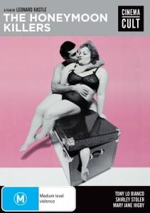 The Honeymoon Killers - Shock DVD - The Clothesline
