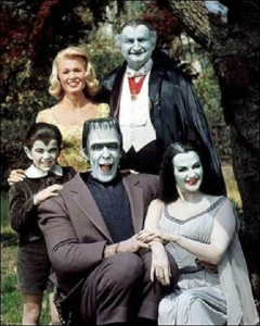 The Munsters - Supanova - The Clothesline