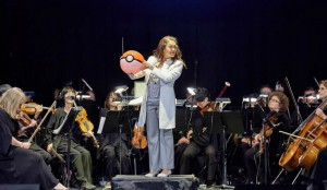 Pokémon Symphonic Evolutions Conductor - Adelaide Festival Theatre - The Clothesline