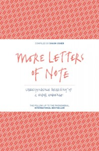 More Letters Of Note - Shaun Usher - Canongate - The Clothesline