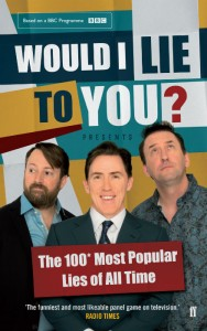 Would I Lie To You - Holmes, Caudell & Wordsworth - Faber - The Clothesline