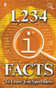 1234 QI Facts To Leave You Speechless - The Clothesline