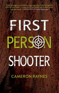 First Person Shooter - Cameron Raynes - The Clothesline