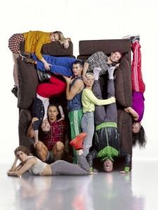 Habitus 1 - Image by Chris Herzfeld - Adelaide Festival Of Arts - The Clothesline