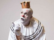 Puddles Pity Party – Potluck: Baritone Clown Love at The Garden Of Unearthly Delights – Adelaide Fringe Review