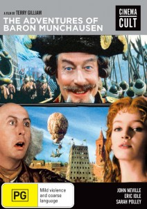 The Adventures Of Baron Munchausen - Terry Gilliam - Shock - The Clothesline