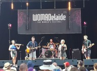 WOMADelaide 2016: Sunday Views Of The Jerry Cans by Bobby Goudie @ Adelaide Botanic Park – Festival Review