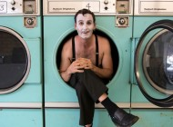 Rudi's The Rinse Cycle by Hew Parham: Vaudeville Through The Wringer – Adelaide Cabaret Festival Interview