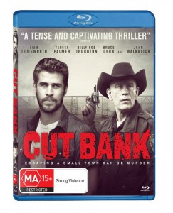 Cut Bank - Shock DVD - The Clothesline