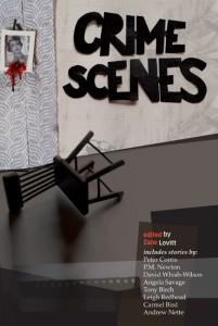 Crime Scenes - Edited by Zane Lovitt - Spineless Wonders - The Clothesline