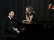 Michael Griffiths & Amelia Ryan are Livvie & Pete: A Cabaret Look at the Music of Australian Icons Olivia Newton-John & Peter Allen – Feast Festival Interview