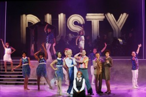 Dusty The Musical Cast - The Production Company - Image by Jeff Busby - The Clothesline
