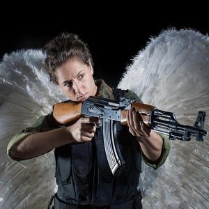 Angel by Henry Naylor - Adelaide Fringe 2017 - The Clothesline