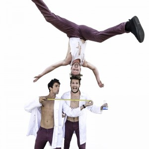 Elixir - Head First Acrobats - Adelaide Fringe 2017 - The Clothesline