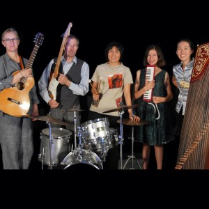 Moonta St Eur-Asian World Music - Adelaide Fringe 2017 - The Clothesline