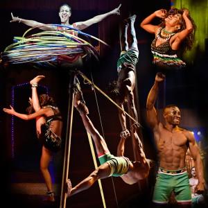 Cirque Africa - Adelaide Fringe 2017 - The Clothesline